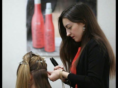 МОДНЫЙ БОБ НА ВЬЮЩИЕСЯ ВОЛОСЫ. Стрижка для сложных волос.