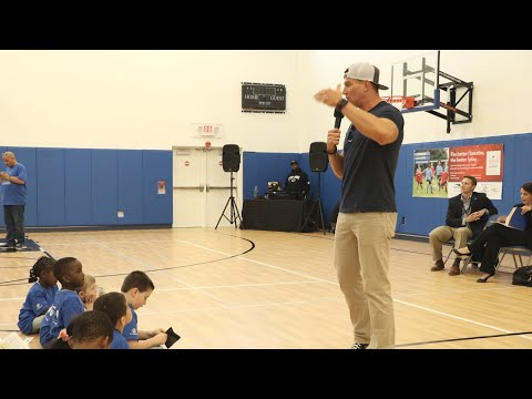 Work Ethic, Purpose, and Going After Your Dreams, With The Kids of Cliffside Park School