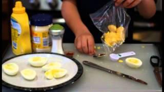 "Mpw Tv ""super Easy Deviled Eggs!"""