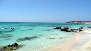 Elafonisi Beach - Crete, Greece