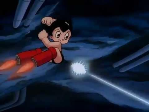 Astro Boy 1980 Trailer Youtube