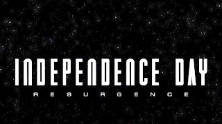 "INDEPENDANCE DAY 2 ""Resurgence"" FIRST LOOK (2016)"