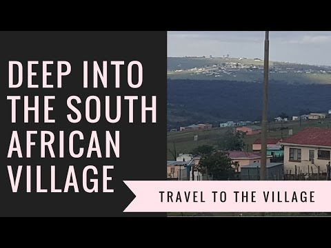 Let's Travel To The Village in The Eastern Cape To See My Mom | Epic Trip To South Africa  🇿🇦😀