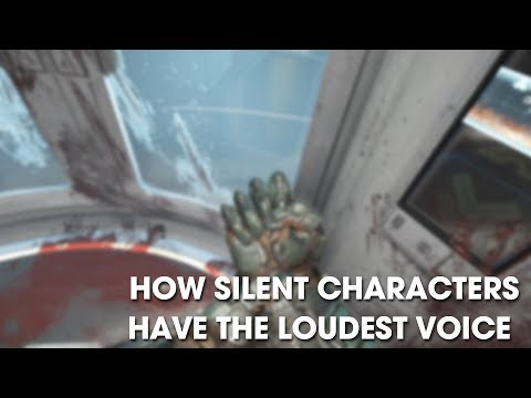 Silent video game characters have the loudest voices