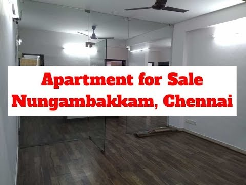 3BHK Apartment For Sale At Nungambakkam, Chennai | Rs. 1.25 Crores | World New Property