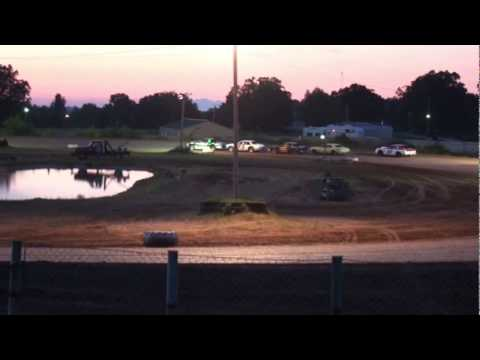 Dallas County Speedway Bomber Heat 7-31-10