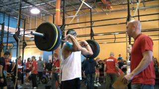 crossfit bgi 2011 boy girl intense team challenge wod 2