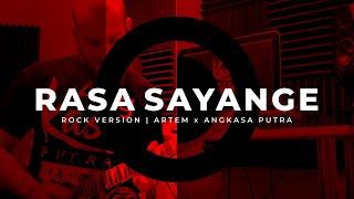 KREN! Rock Version - RASA SAYANGE