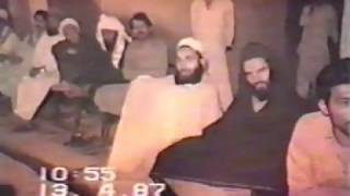 Hazrat Allama Syed Abdul Majeed Nadeem Shah Sahib (ALLAH HE HAI1/2)