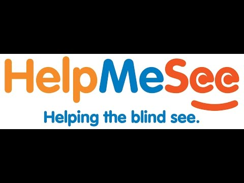 HelpMeSee & Columbia University's Harkness Eye Institute World Sight Day Grand Rounds