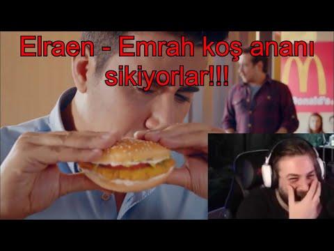 Elraen - Emrah koş ananı sikiyorlar!!!!!!! (dikkat KÜFÜRLÜ)