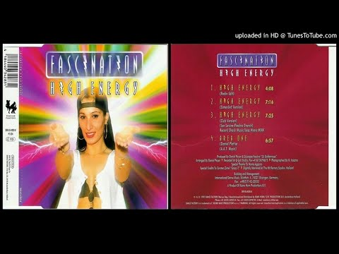Fascination – High Energy (Extended Version – 1997)