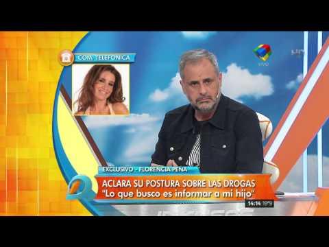 Florencia Peña furiosa con un diario por tergiversar sus dichos