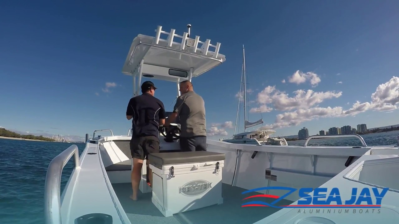 590 Vision from Sea Jay Boats