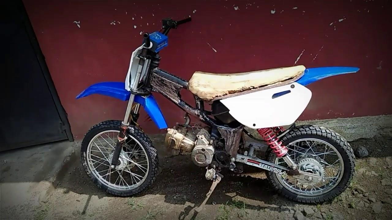 SACIS REVO MODIFIKASI MOTOR GTX