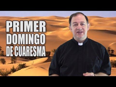 Primer domingo de Cuaresma - Ciclo C - Aprendamos de Jesús