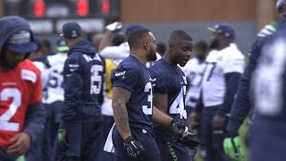 Thomas Rawls & Troymaine Pope Ready to Contribute on Gameday