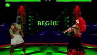 War Gods (Nintendo 64) Arcade as Anubis