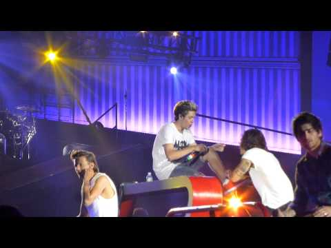 One Direction- Moments- Houston August 22, 2014