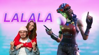 "The BEST Fortnite Montage - ""LALALA"" (bbno$ & y2k)"