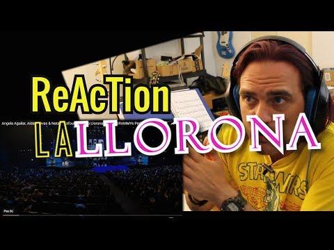 Reaction La Llorona - Angela Aguilar / Aida Cuevas / Natalia Lafourcade / 2019 GRAMMYs // React