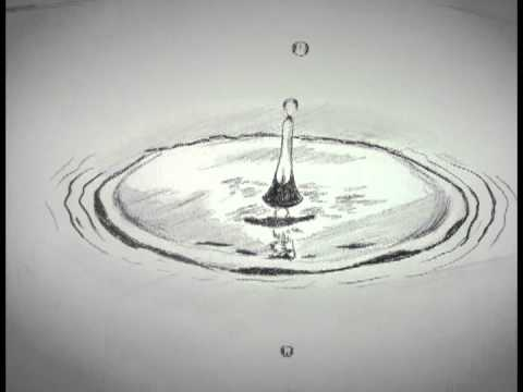 Water Drop Animation -...