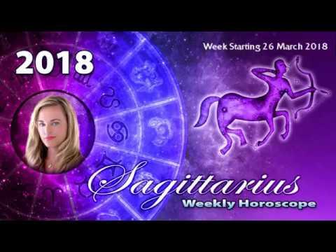 sagittarius weekly horoscope 1 march