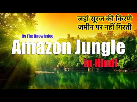 Wild Amazon (Amazon Jungle and River Hindi) thumbnail