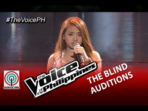 "The Voice of the Philippines Blind Audition ""Diamonds"" by Rufami (Season 2)"
