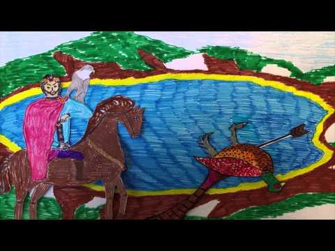 Lühifilm noortevahetusest Forest Tales: Old Tbilisi