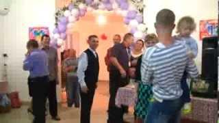 Свадьба. Виталий и Екатерина.   Танец с тёщей.