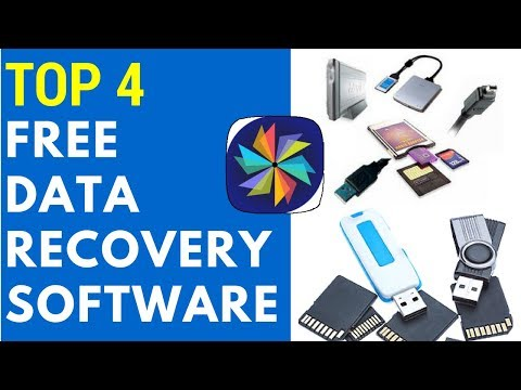 Top 4 Best Free Data Recovery Software (Pen Drive / SD Card / Memory Card / Storage Disk)
