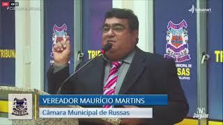 Pronunciamento - Mauricío Martins (19-01-2021)