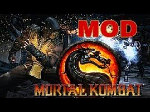 Mortal Kombat X Apk Mod
