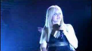"Hilary Duff ""The Math"" Live (The Girl Can Rock DVD)"