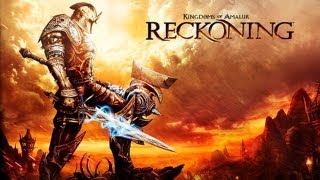 Kingdoms of Amalur: Reckoning - First 20 Minutes PC Max Settings + Xbox 360 Controller Gameplay HD