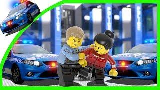 ПОЛИЦЕЙСКИЙ и Школа Кунг-фу в Мультик Игре про МАШИНКИ LEGO City Undercover 7-серия