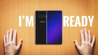 Samsung Galaxy S10 Plus 5G - I Can't Wait!
