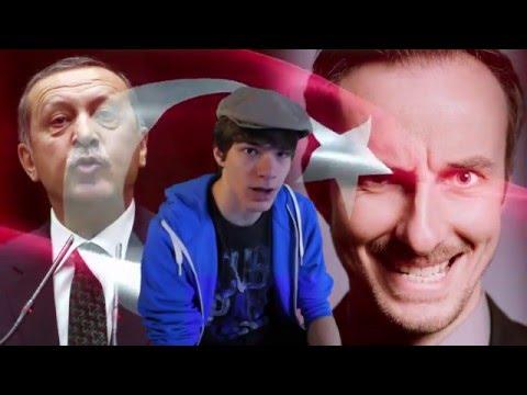 JAN BÖHMERMANN  —  Erdogan-Song   DE  Gedicht Cover Schmähkritik NeoMagazinRoyale #jesuisböhmi fr