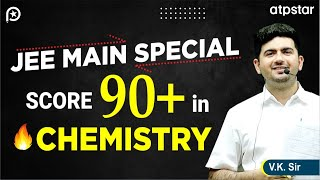 JEE MAIN CHEMISTRY SOLUTION