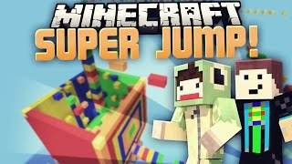 Minecraft SUPER JUMP Battle! mit GommeHD | unge