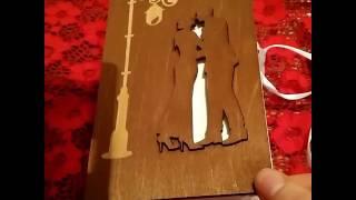 Музыкальная открытка на золотую свадьбу