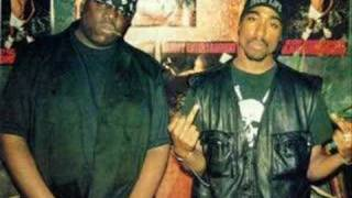 Biggie Tupac Freestyle