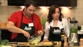 Кулинарные курсы с Юлией Высоцкой-2 (Выпуск 2)