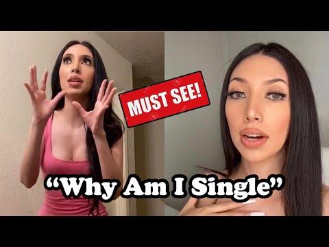 Piękna Pani pyta dlaczego jest singielką od 4 lat? K..a dlaczego? Jeszcze jakieś pytania?