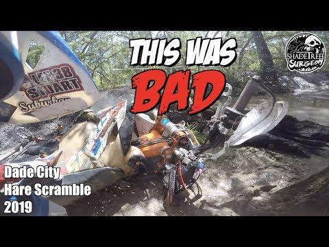 This was BAD | Dade City Hare Scramble 2019