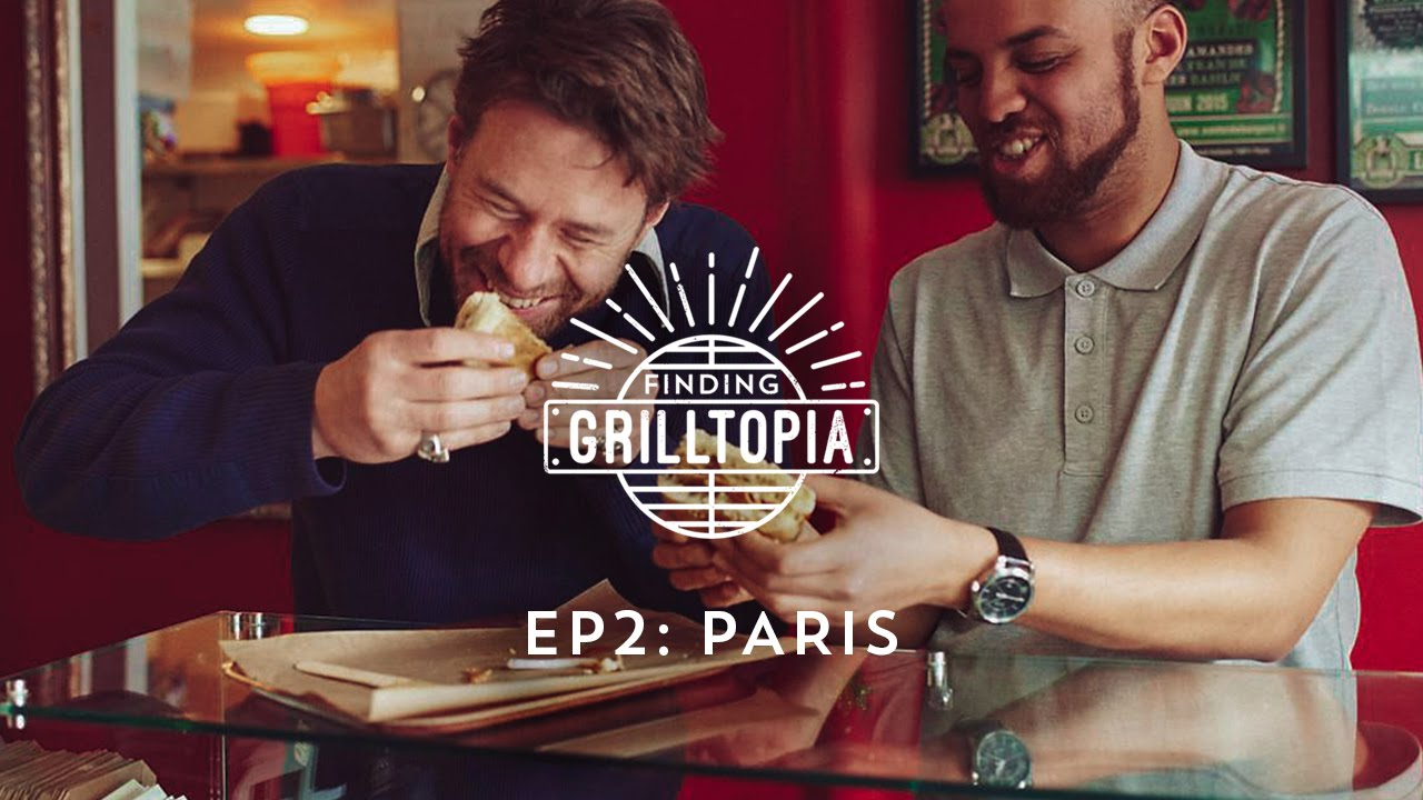 "Hellmann's & DJ BBQ: ""Finding Grilltopia"" Ep2 - Paris"