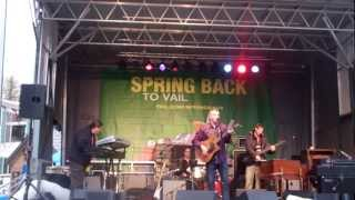 Jonny Mogambo Band - Telluride - Spring Back to Vail April 2011