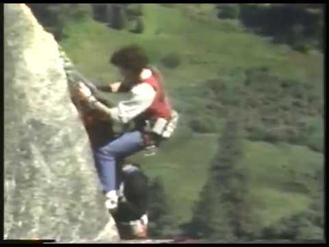 Special - 1982 - Rock Climbing Yosemite Lost Arrow Spire - Ron Kauk + Jerry Moffatt