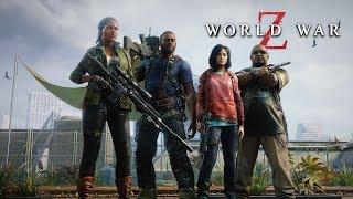 WORLD WAR Z I WORLD WAR Z LIVE STREAM I WORLD WAR Z PC GAME PLAY